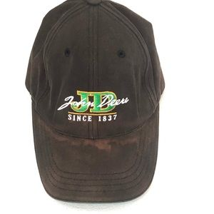 John Deere Men's Hat Adjustable Size